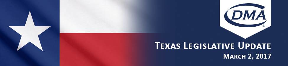 DMA-Texas-Legislative-Update-March 2 2017