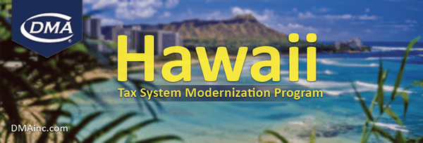 Hawaii Tax System Modernization Program